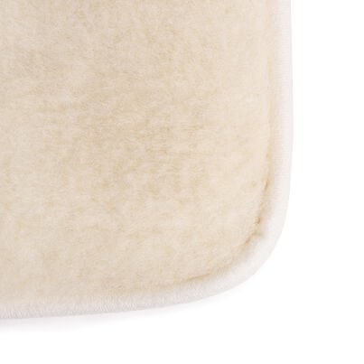 Perna pentru câini din lâna de oaie - Natural