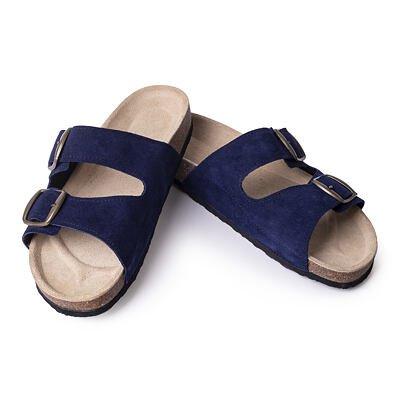 "Cork orthopedic slippers ""Lumaz"""