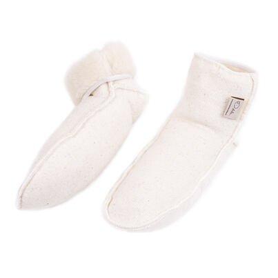 Elastic socks Merino