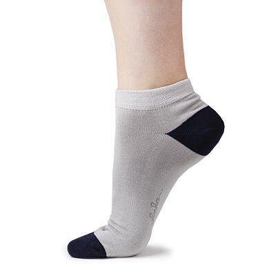 Bambusové ponožky členkové mix 2 páry