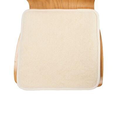 Székpárna birka gyapjúból - Fehér