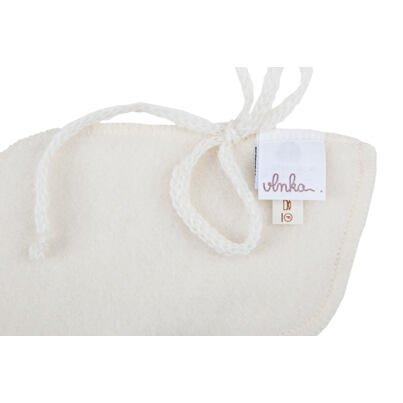 Newborn socks -  White