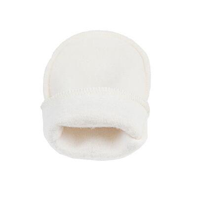 Novorodenecké palčiaky  biela