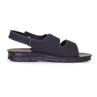 Pánske letné sandále Dan -  čierna