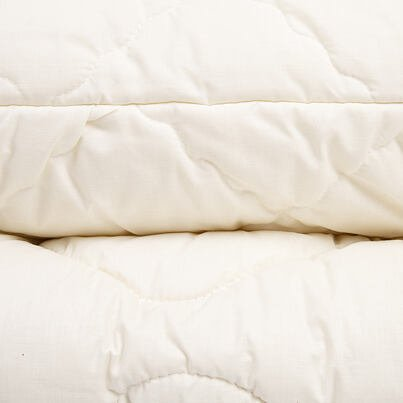 Basic winter quilted bed set