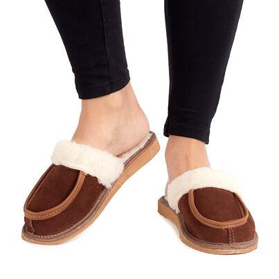 """Papuci de casă de piele pentru femei """"pardal"""""""