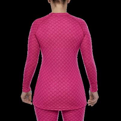 Women's functional shirt merino XTREME Thermowave - Pink