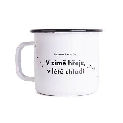 Retro cup 450 ml