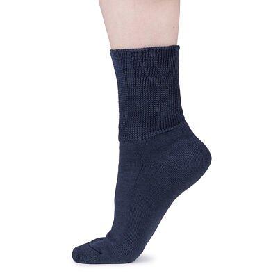 Szibériai Merinó zokni 2 pár - szürke