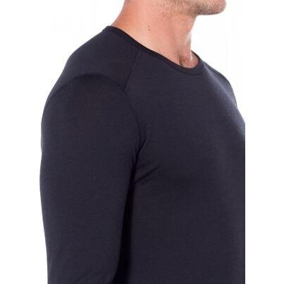 Pánské funkční triko merino 200 Oasis Icebreaker béžová