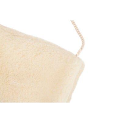 Merino wool handwarmer - Natural